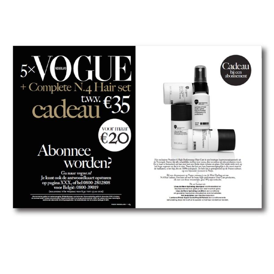 Vogue, Netherlands
