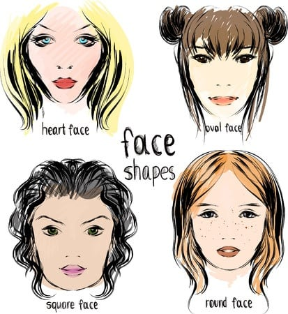 The FiFi Files: Hairstyles to Flatter Your Face Shape! - Number 4 ...