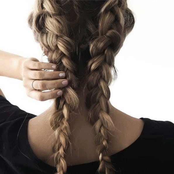 Dutch Braids, Double Dutch Braids, How To French Braid, French Braids, Inside Out Braids