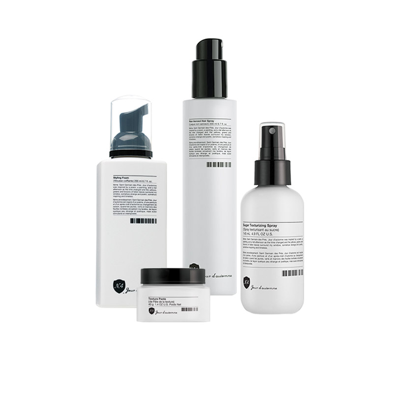 Shop Hair Professional Products - Number 4 High Performance Hair Care