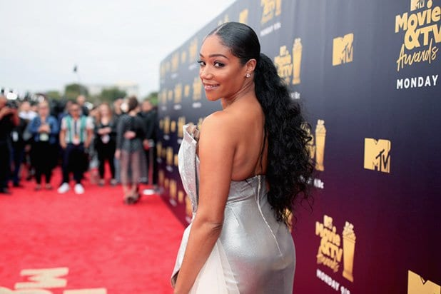 Tiffany-Haddish-MTV-Movie-TV-Awards - Number 4 High